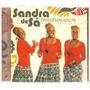 Cd Sandra De Sá - Africa Natividade - Frete Gratis