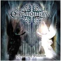 Cd Capitollium - Symphony Of Possession - Frete Gratis