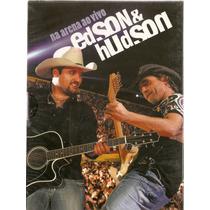 Dvd + Cd Edson & Hudson - A Arena - Ao Vivo - Novo Lacrado**