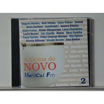 Cd - A Gema Do Novo-musical Fm -z.baleiro-rita Ribeiro-p.cam