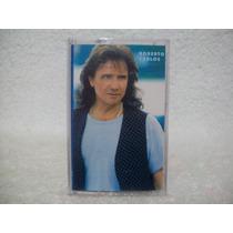 Fita Cassete Original Roberto Carlos- 1996