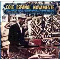 Vinil - Cole Espanol Novamente-nat King Cole.