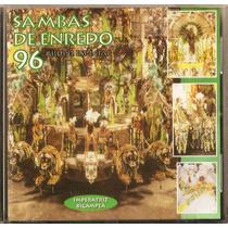 089 Cdm- Cd 1996- Samba Enredo Grupo Especial Rio De Janeiro