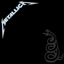 Cd Metallica - Black Album  (1991) Novo Original Lacrado