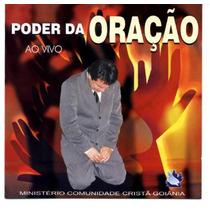 Com.cristã De Goiânia - Poder Da Oração - Raridade - Cd - Mk