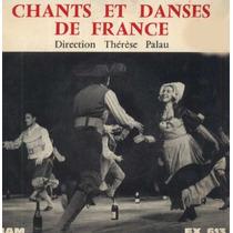 Chants Et Danses De France Compacto Vinil Import Orch Balle