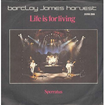 Barclay James Harvest Compacto De Vinil Import. Life Is For
