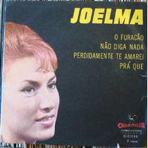 Joelma Furacão - Compacto Vinil Chantecler 1966