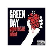 Cd Green Day American Idiot (2004) - Novo Lacrado Original