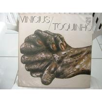 Lp Zerado Vinicius De Moraes E Toquinho 75 Capa Dupla 9