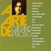 Cd Caetano Veloso A Arte De