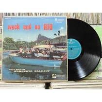 Norberto Baldauf Seu Conjunto Week Rio N.2 - Lp Odeon 1958