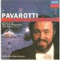 Cd Pavarotti - In Central Park - Novo***