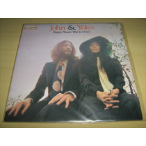 Disco De Vinil Compacto: John Lennon - Happy Christmas/ Novo