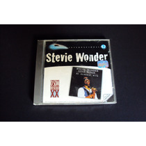 Cd Stevie Wonder - Love Songs 20 Classic - Hits