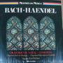 Lp Bach - Haendel - Oratorio De Natal - O Messias