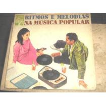 Box 6 Lp Ritmos Melodias (66) Mono Tamba Trio Gatos Rio 65