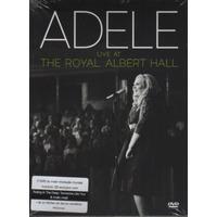 Adele Live At The Royal Albert Hall Dvd+cd Raro Novo Lacrado