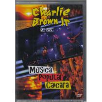 Charlie Brown Jr. - Música Popular Caiçara - Dvd Novo