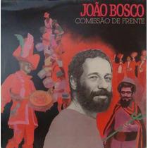 João Bosco Lp Comissão De Frente - 1982