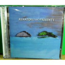 Mpb Rock Pop Cd Renato Russo Presente Original Lacrado