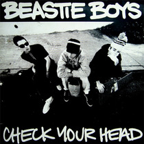 Beastie Boys-check Your Head Cd Japonês Com 4 Faixas Bonus