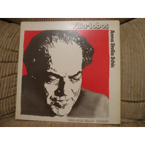 Vinil Villa-lobos Por Anna Stella Schic Piano Vol 1 5 Lps