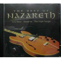Cd The Best Of Nazareth - Frete Gratis
