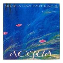 Cd Marcus Vianna - Acqua Música Das Esferas 2