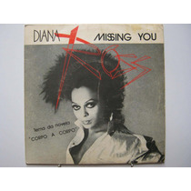 Diana Ross Compacto Missing You Tema Da Novela Corpo A Corp