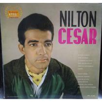 Lp Nilton César (continental Selo Da Época) Novissimo