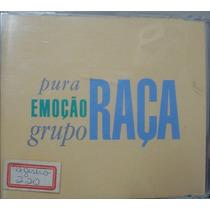 Cd Single Grupo Raça (pura Emoção) - Frete Gratis