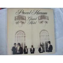 Lp - Procol Harum - Grand Hotel (imp 1973)