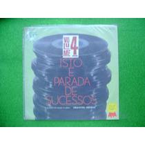 Lp Orquestra Imperial P/1964-isto É Parada De Sucessos Vol 4