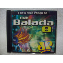 Cd Duplo Na Balada Jovem Pan- Volume 8