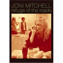 Dvd Joni Mitchell Refuge Of The Roads - Novo Lacrado***