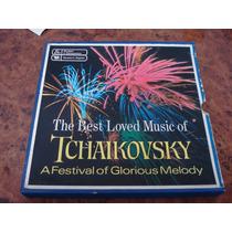 Rara Coleção Tchaikovsky The Best Loved Music 10 Lp´s Anos60