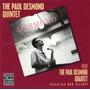 Cd The Paul Desmond Quintet /quartet (don Elliott) Importado