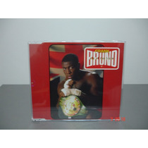 Frank Bruno # Eye Of The Tiger # Cd Single Importado Raro