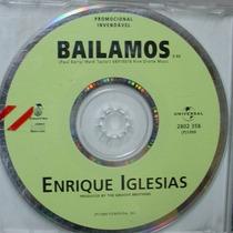 Cd Single Enrique Iglesias - Bailamos - Frete Gratis