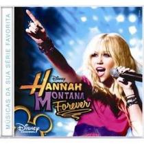 Cd Hannah Montana - Forever Lacrado E Original