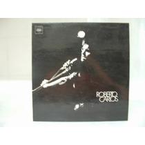 Roberto Carlos -lp Vinil- 1a.edição Original 1970
