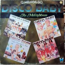 Lp Vinil - As Melindrosas - O Melhor Do Disco Baby - 1988