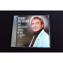 Cd : Barry Manilow The Greates Songs Of The Fifties