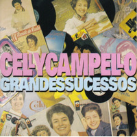 Cd Celly Campello - Grandes Sucessos (raro, Fora De Catálogo