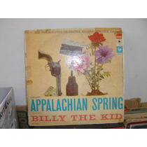 Lp Billy The Kid Appalachian Spring