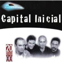Cd Capital Inicial - Millennium (20 Sucessos Originais)