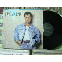 José Augusto - Lp Rca Victor 1990 Stereo Com Encarte