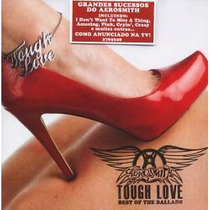 Cd Aerosmith - Tough Love Best Of Ballads (lacrado) Baladas