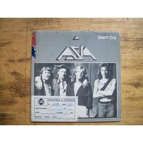 Asia - Compacto (promo), Nacional Com Release De 1983